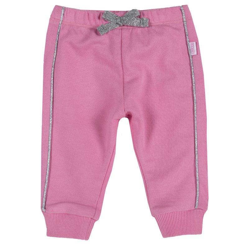 Pantaloni in felpa con laccetto 3M ROSA MEDIO