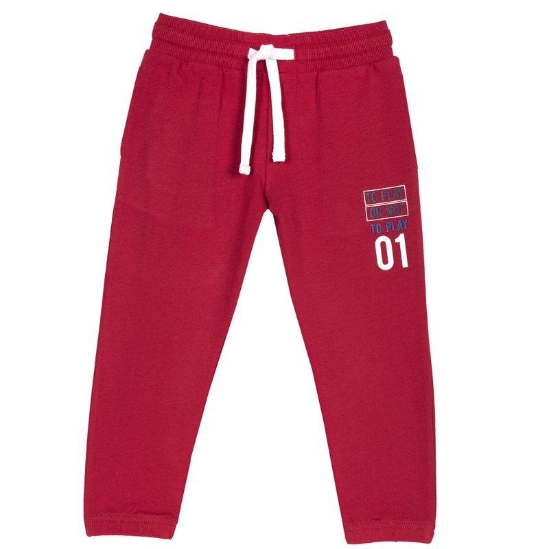 Pantalone in jersey pesante