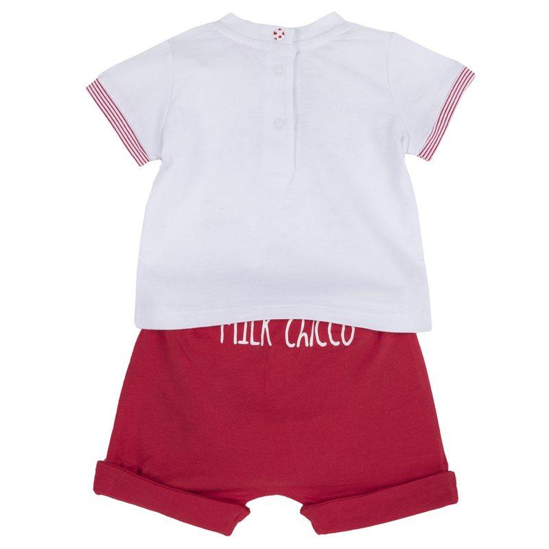 Set t-shirt Mucca Milk e pantaloncini