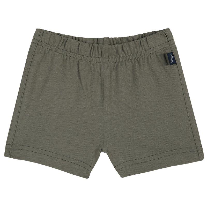 Pantalone corto di cotone