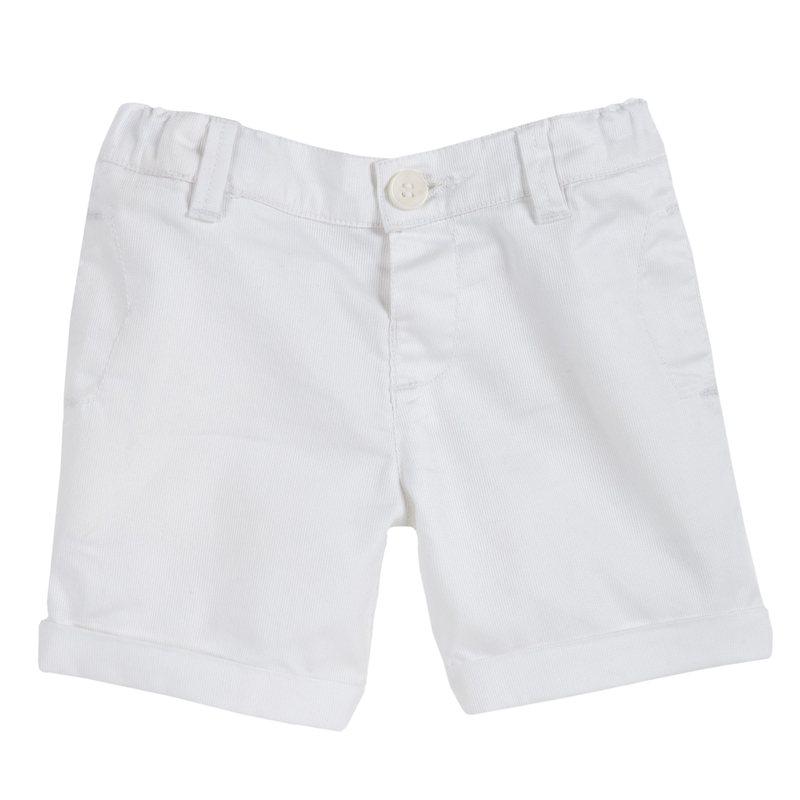 Pantaloncino corto 9M BIANCO