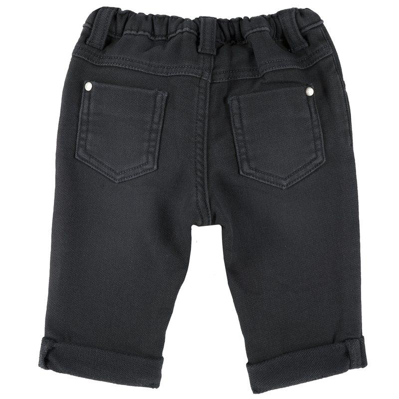 Pantalone con risvoltini