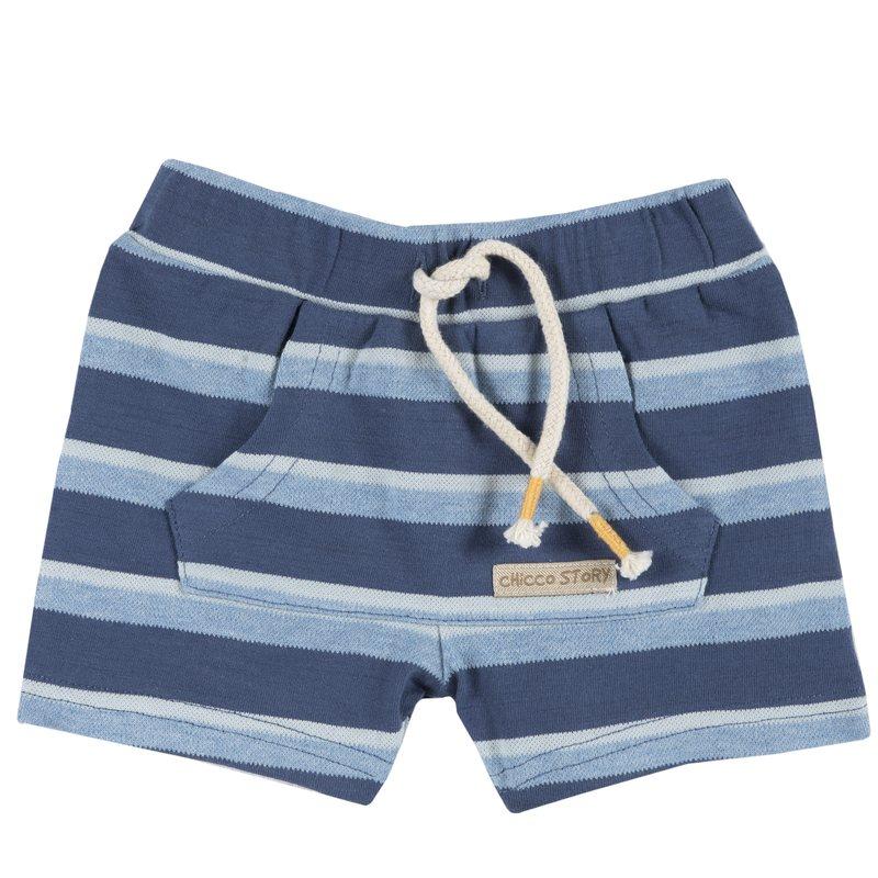 Pantaloncini a righe
