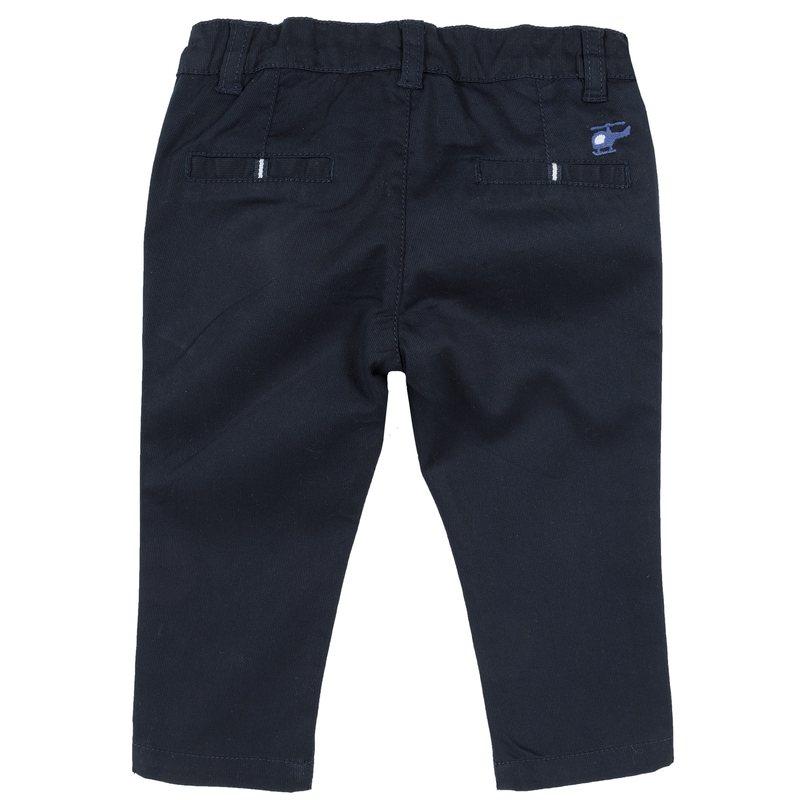 Pantalone lungo in piquet