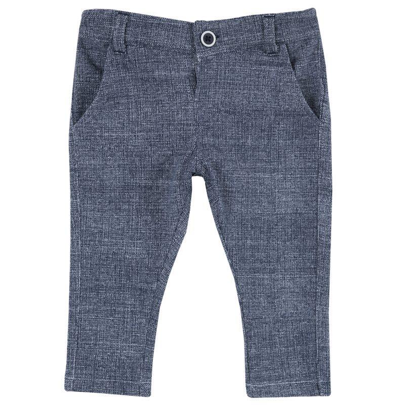Pantalone lungo in felpa stretch