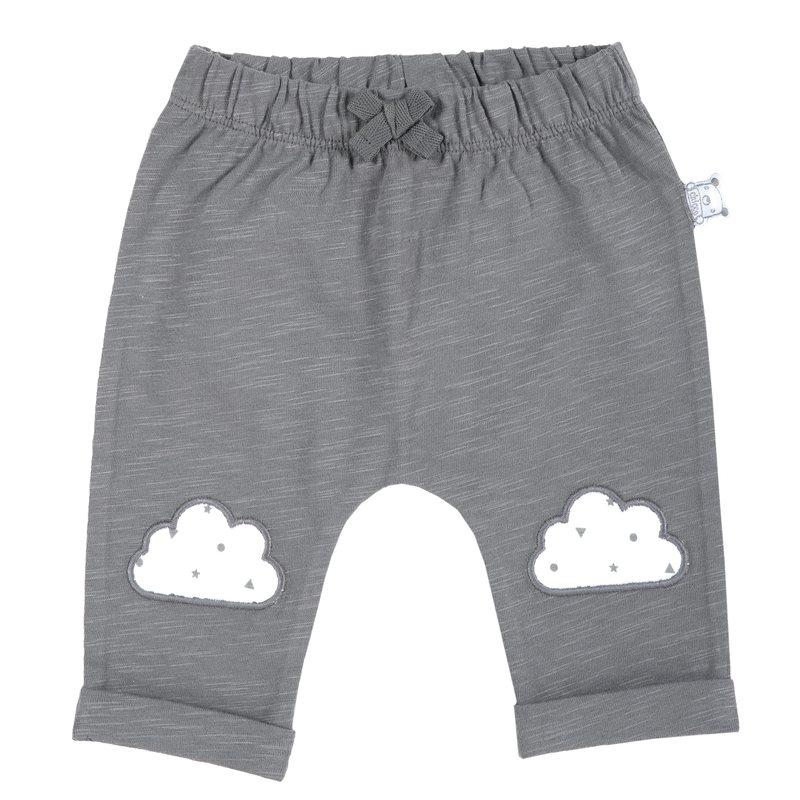 Pantaloni con nuvolette