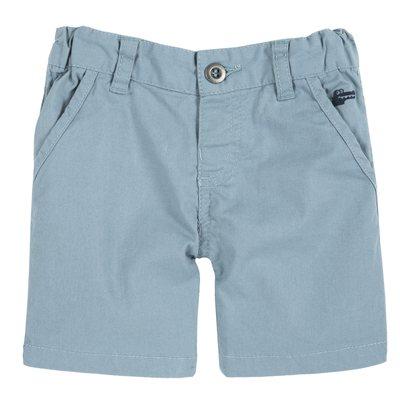 Pantaloncino con applicazione
