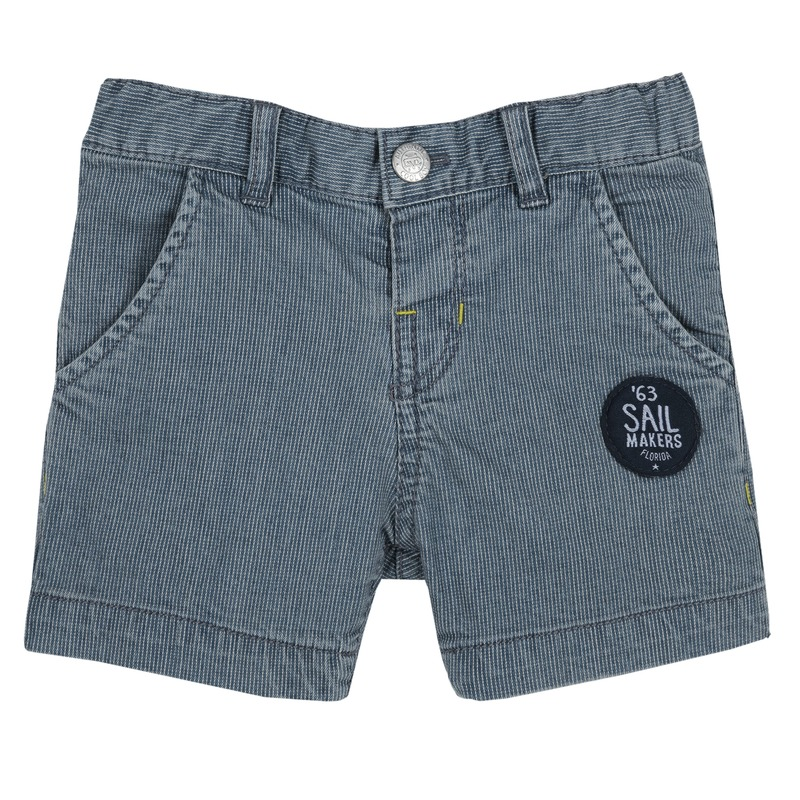 Pantaloncini jeans 9M BLU MEDIO