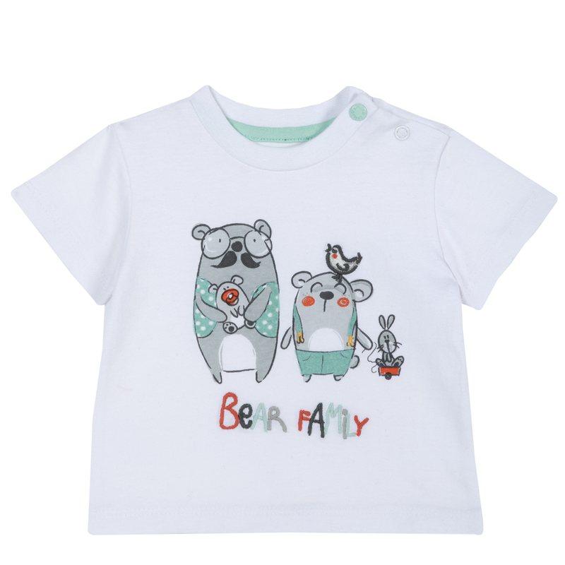 T-shirt Bear Family