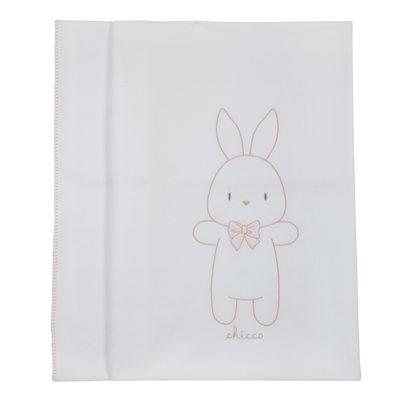 Coperta per il lettino con coniglietto