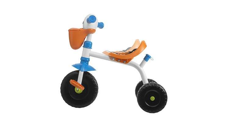 Triciclo pellicano 2 in 1