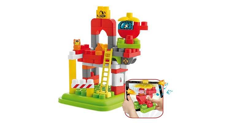 #Caserma dei pompieri