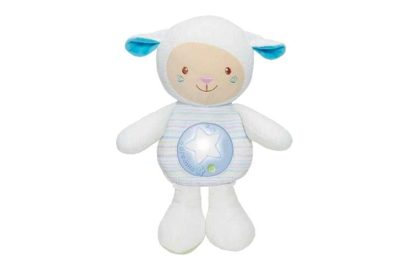 Pecorella Ninna Nanna azzurra
