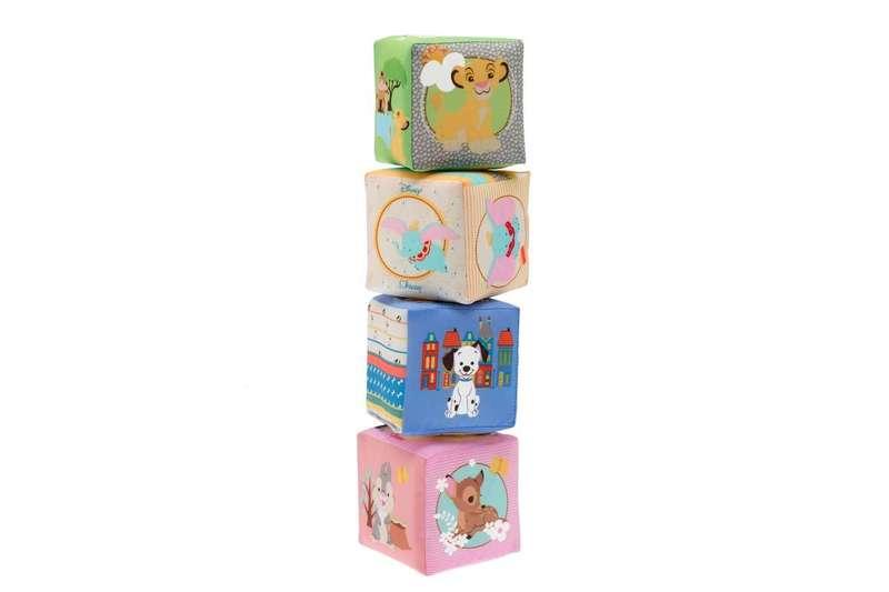 Cubi Multiattività in tessuto Disney