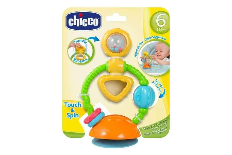 Gioco seggiolone Touch&Spin