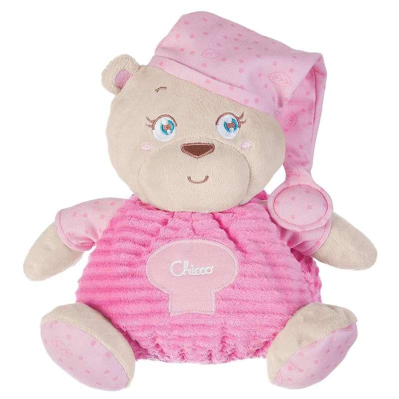 Pupazzo Grande Soft Cuddles rosa