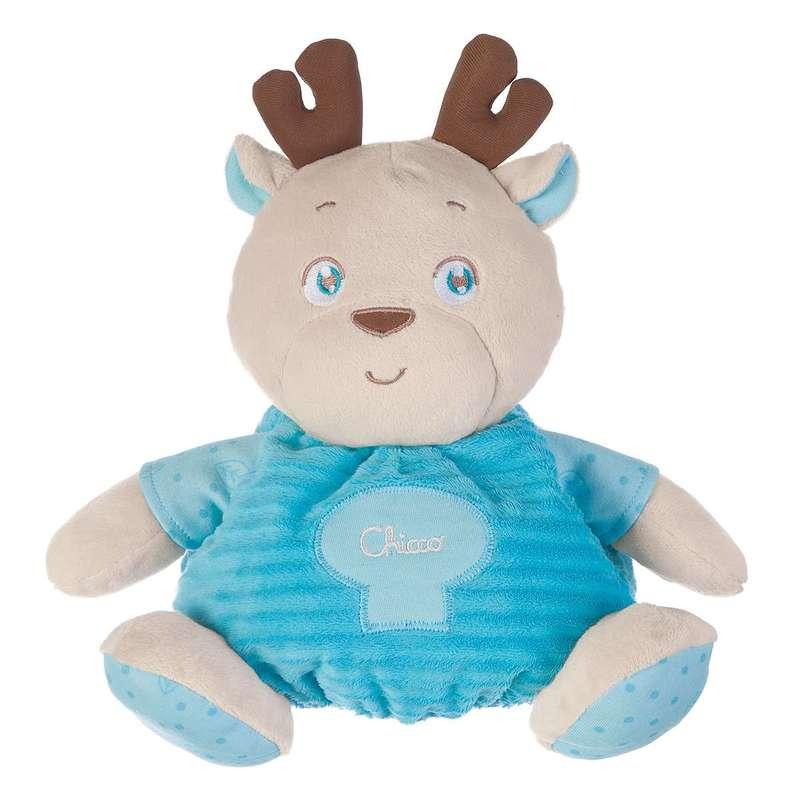 Pupazzo Grande Soft Cuddles azzurro