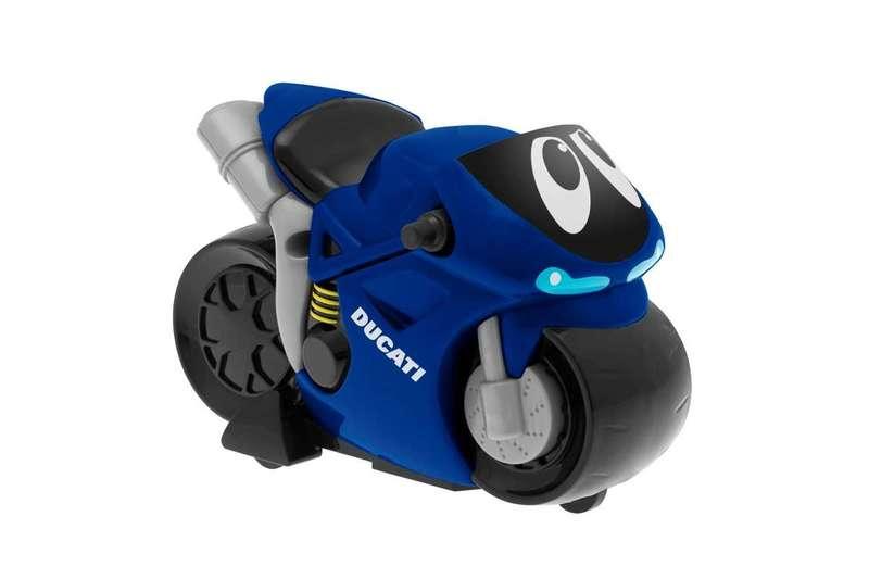 Turbo Touch Ducati Blu