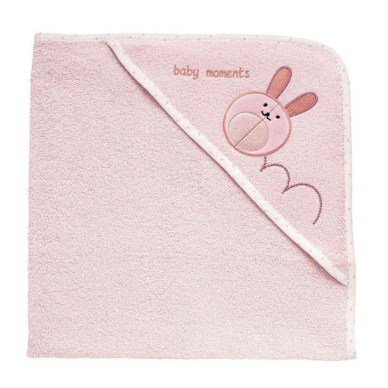 Asciugamano neonato Simpatico Coniglietto