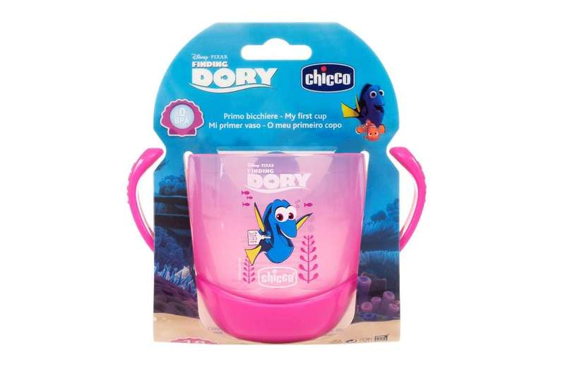 Bicchiere Finding Dory 18m+ Azzurro