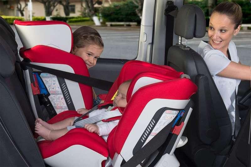 Seggiolino auto Seat Up 012 Red