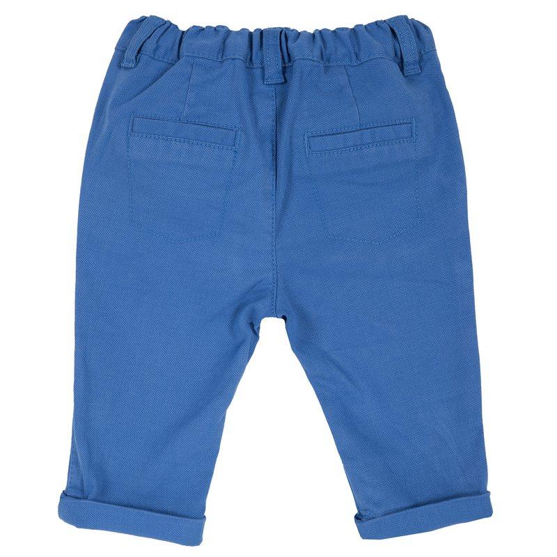 Pantaloni in twill stretch