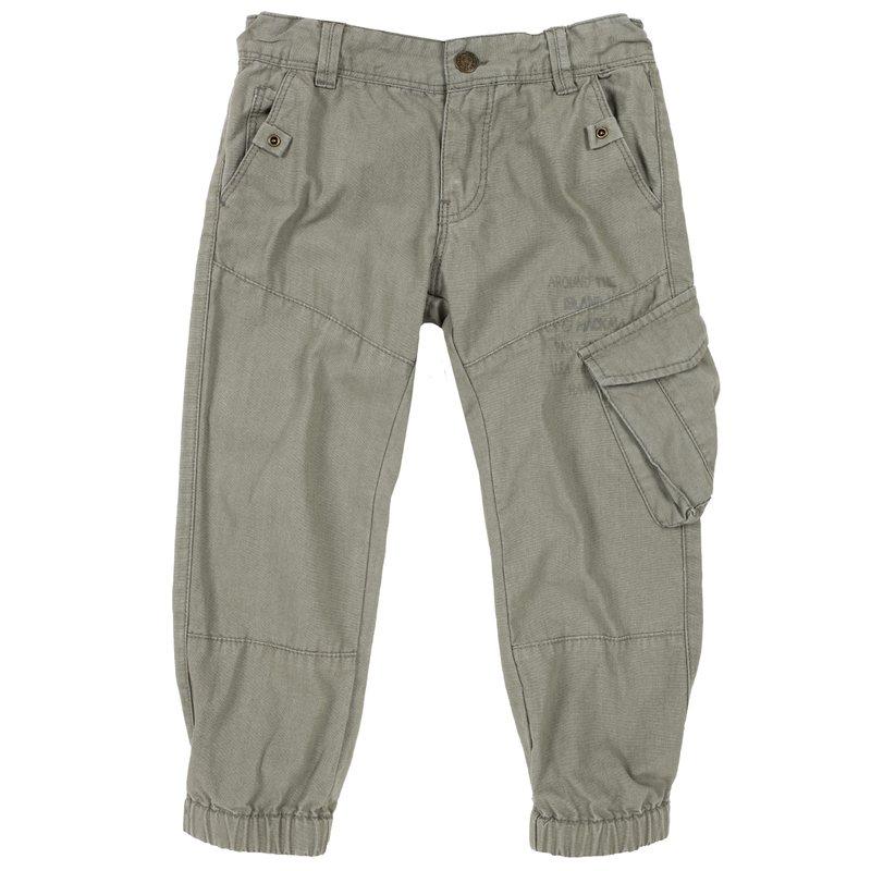 Pantalone con tascona
