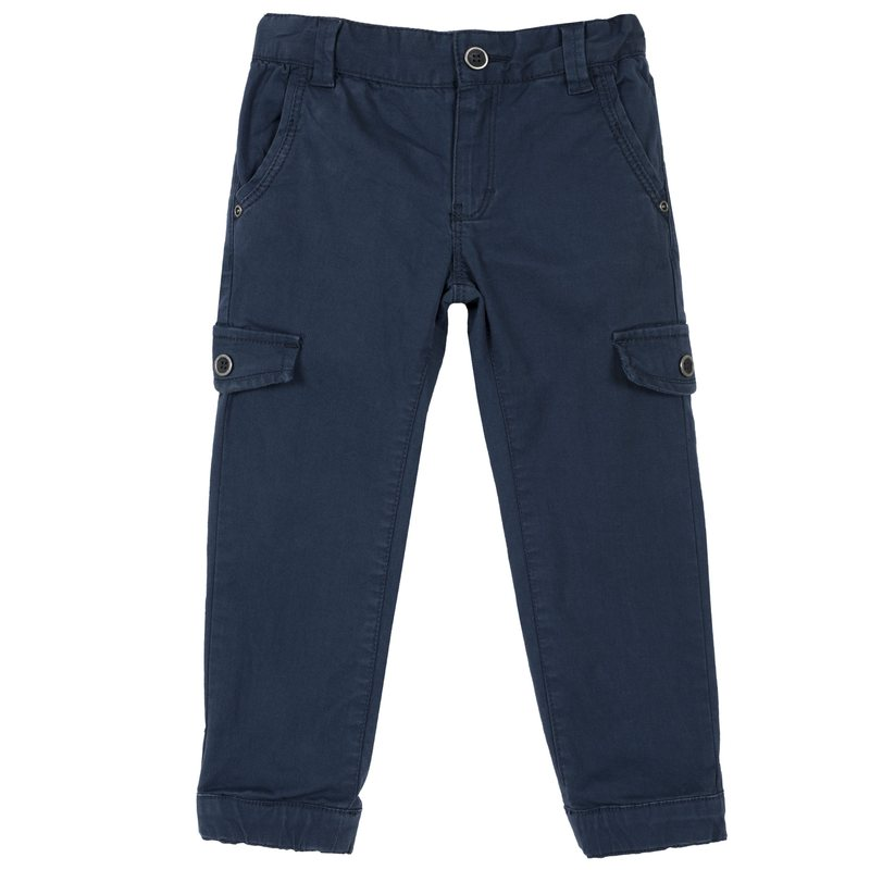 Pantaloni regular fit 2Y BLU SCURO