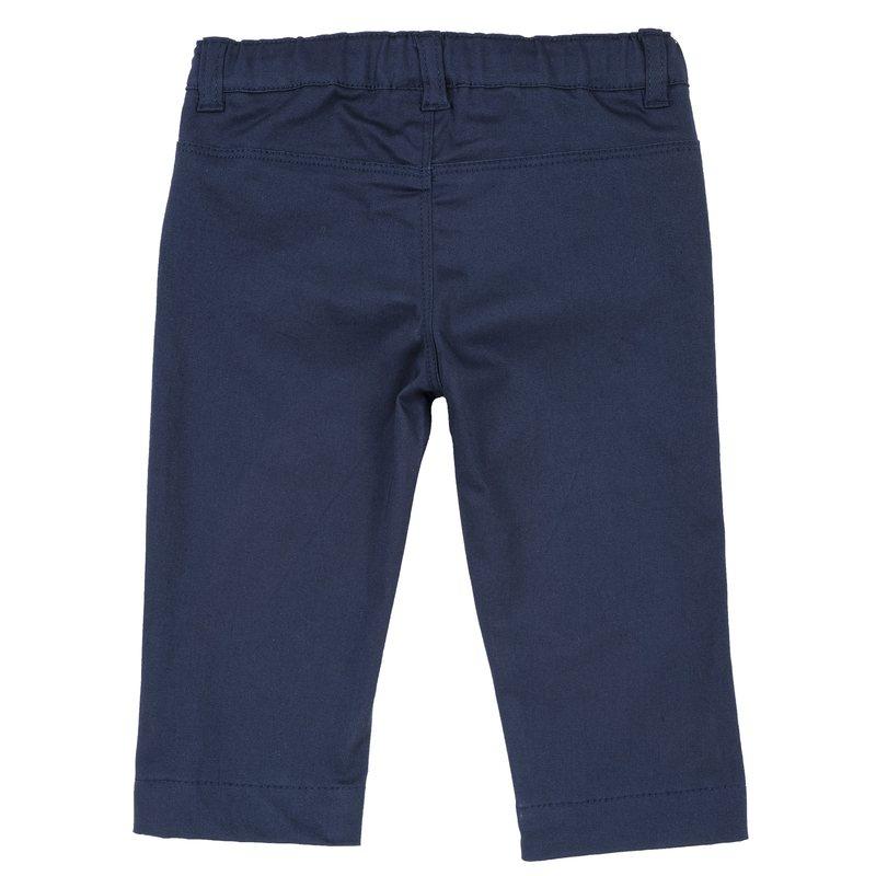Pantalone pinocchietto di rasetto