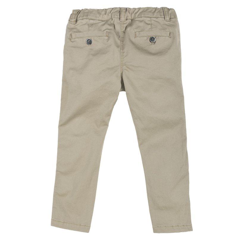 Pantalone lungo recular fit