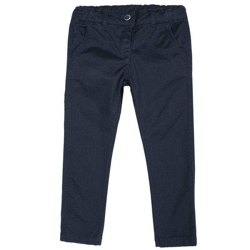 Pantalone lungo recular fit 9M BLU SCURO