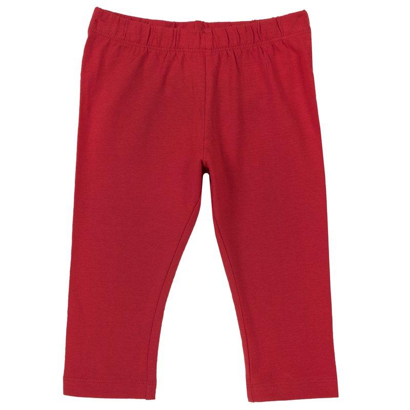 Pantaloni pinocchietto di cotone