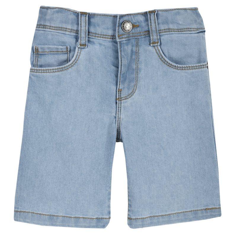 Pantaloncino di jeans 9M AZZURRO MEDIO