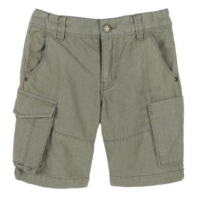 Pantalone corto con tascone
