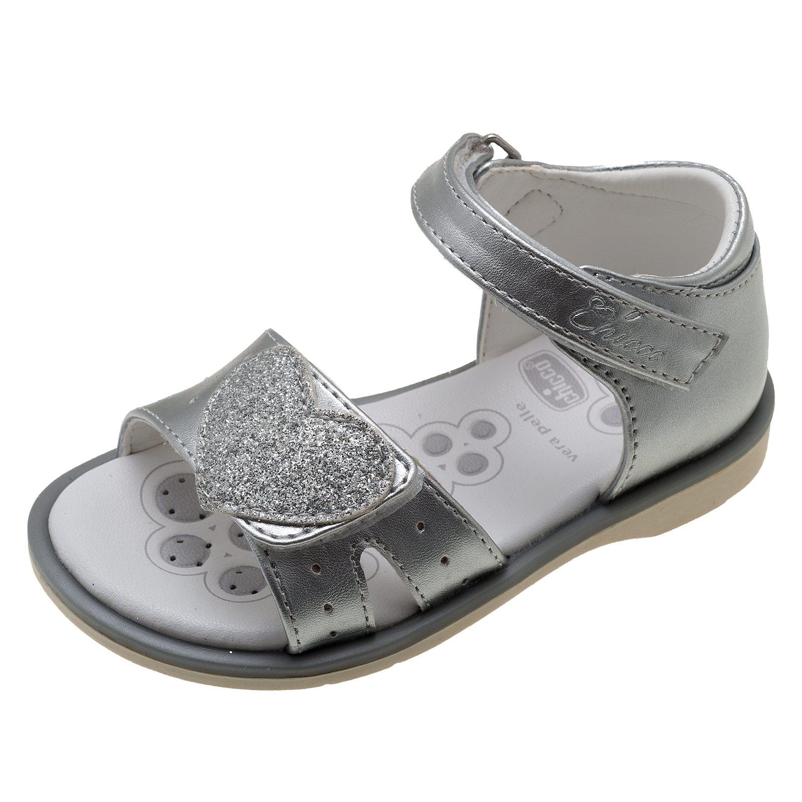 Sandalo Bambina Shop ArgentoAcquista Online Su Caloy Chicco pLqVSUzMG