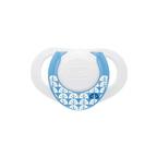 Succhietto Physio Ring 0-6m Azzurro Silicone 1 succhietto