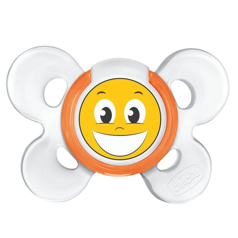 Succhietto Physio Comfort 12m+ Smile Silicone