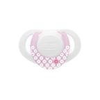 Succhietto Physio Ring 0-6m Rosa Silicone 1 succhietto