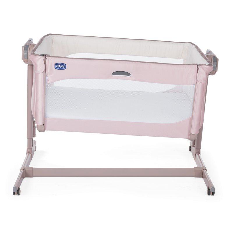 Culla Next2Me Magic Candy Pink