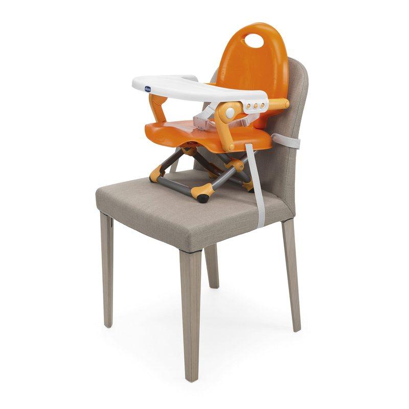 Rialzo sedia Snack Mandarino