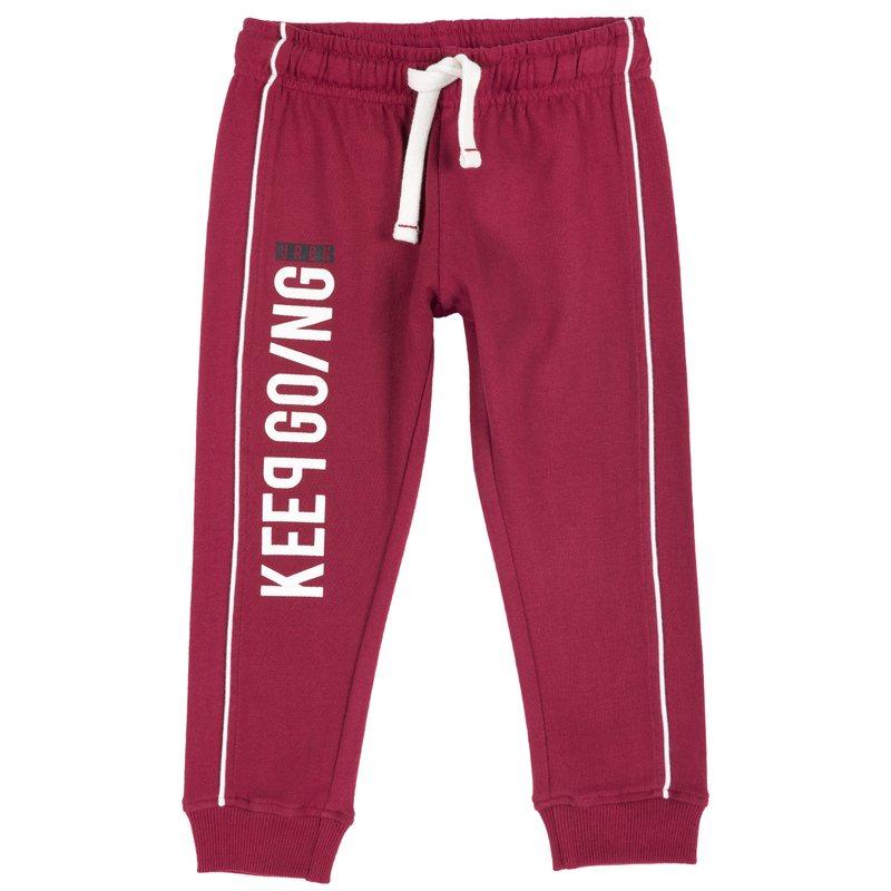 Pantaloni di jersey pesante