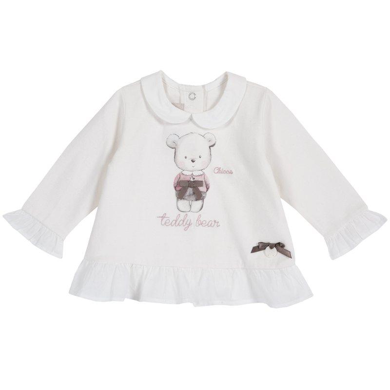 Maglietta con orsetto