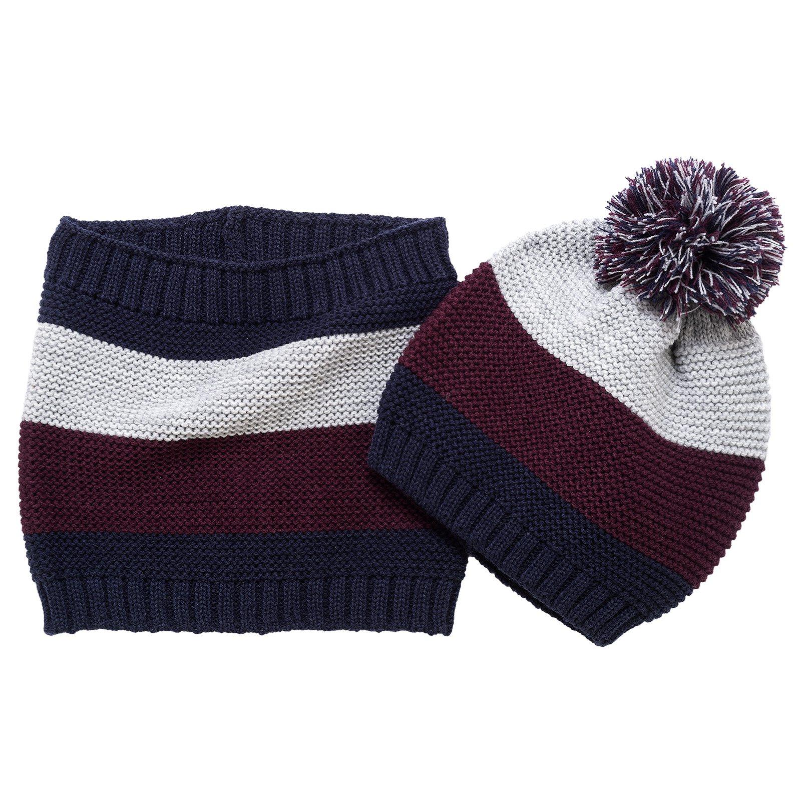 comprare a buon mercato scaricare la consegna materiali superiori Set cappello e scaldacollo Balix