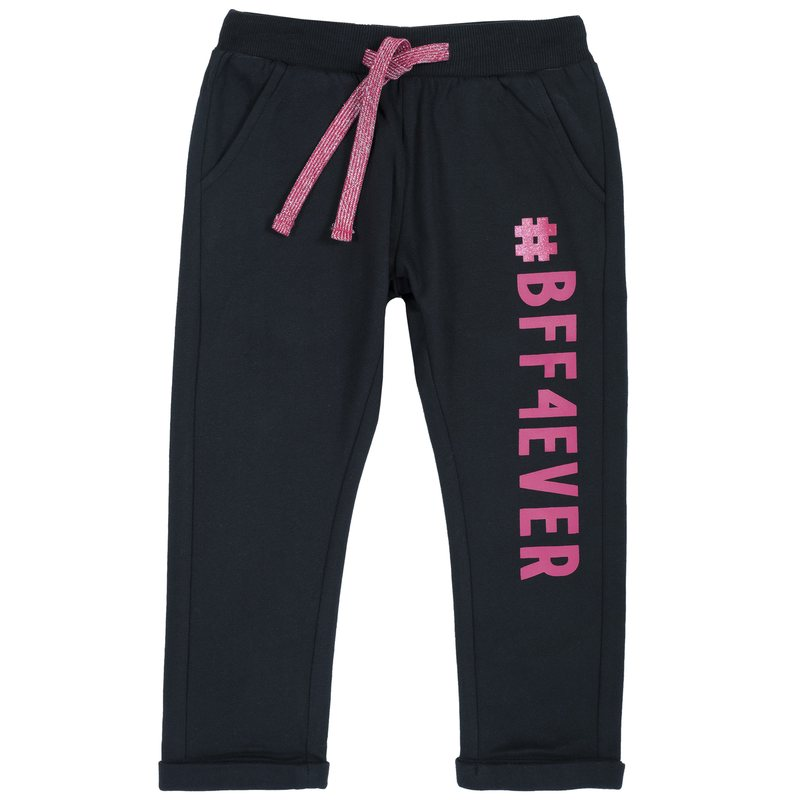 Pantalone lungo #BFF4EVER