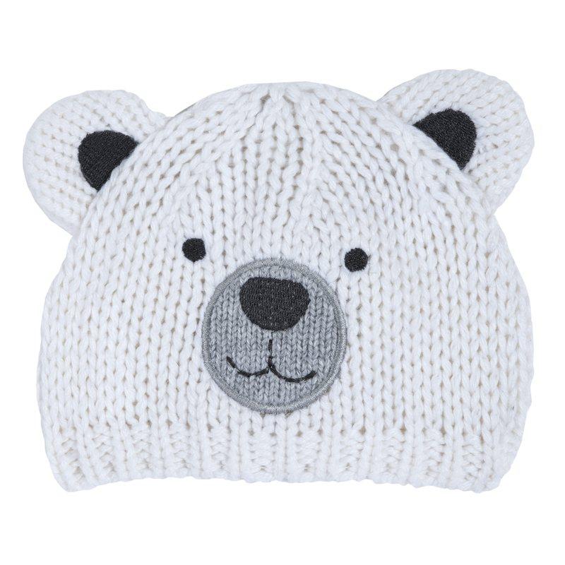 Cappellino di tricot misto lana
