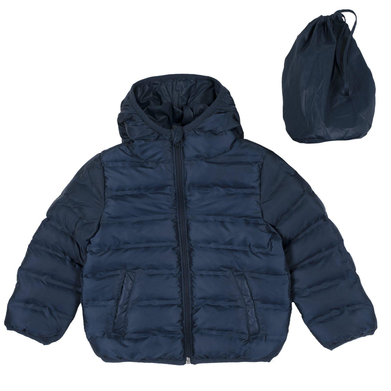 wholesale dealer db9a8 86be0 Giubbino con sacchetta