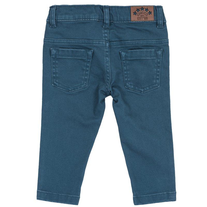 Pantalone di twill slim fit