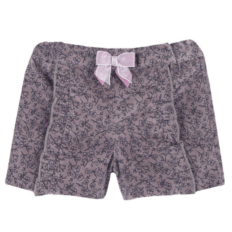 Pantaloncini con fiocco