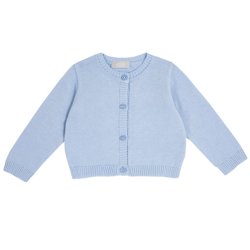 Cardigan in tricot