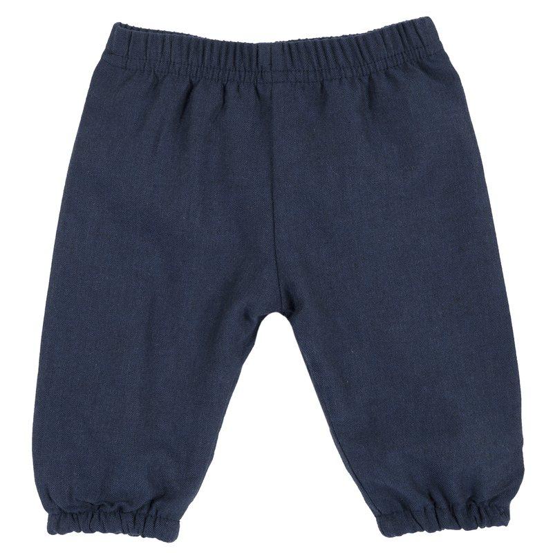 Pantalone lungo di flanella